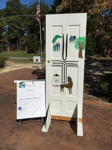 Missions Local Habitat for Humanity Door